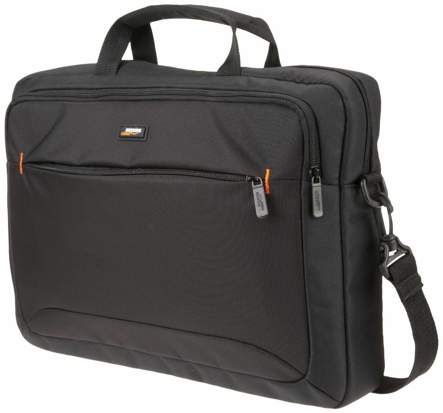 AmazonBasics 15.6-Inch Laptop and Tablet Bag - Perfect For C