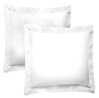 American Pillowcase Euro Shams 26x26 Set of 2 Pillow Covers