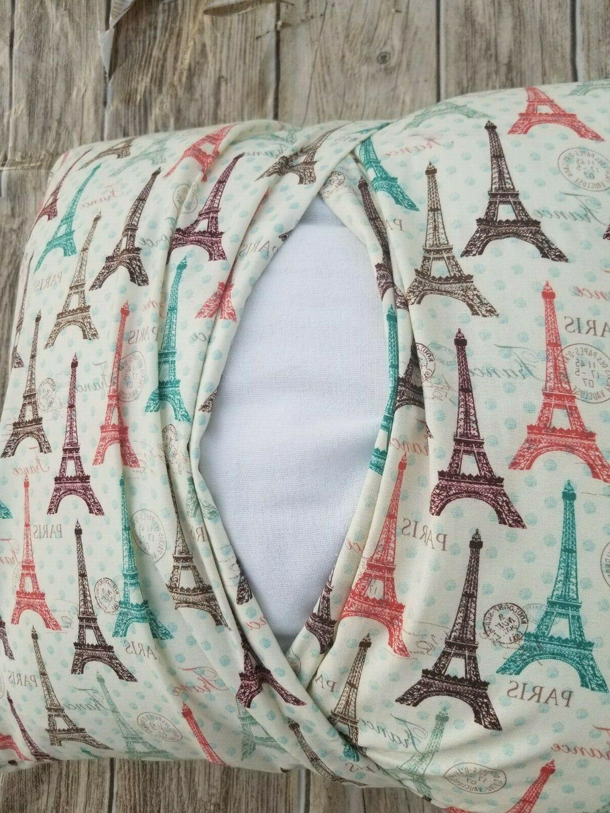 Adorable cover with Eiffel