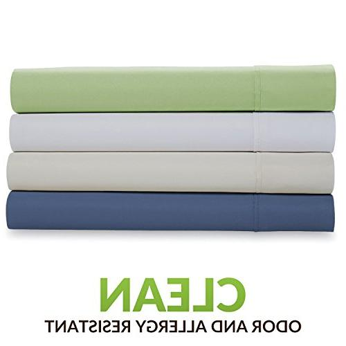 Cosy House Bamboo Standard - of Ultra Soft & Natural - Stains, Wrinkles, Dust Mites