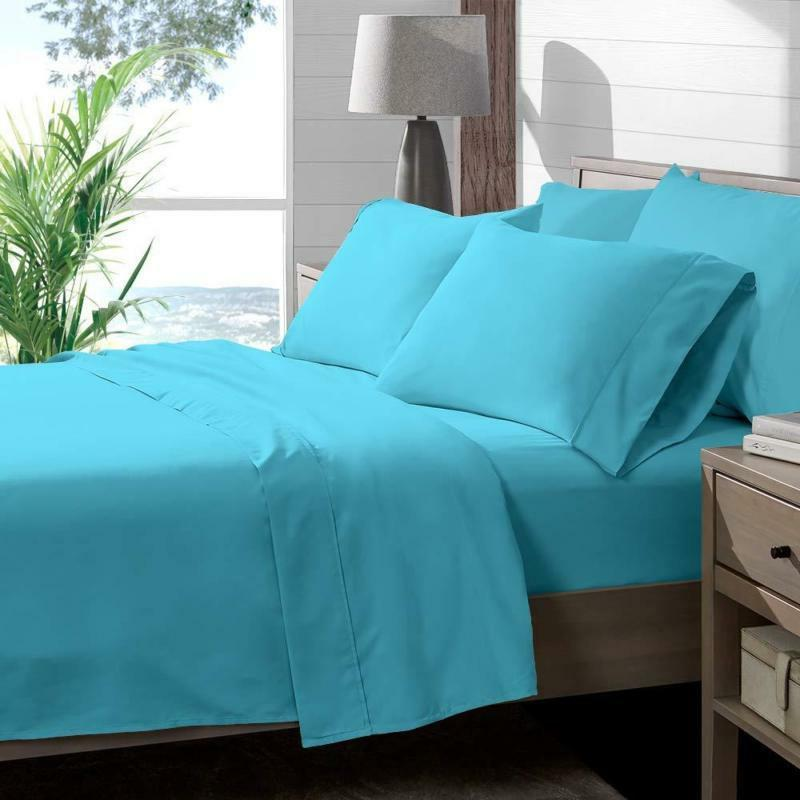 Bare Queen Sheets 1800 Microfiber Collection Sh