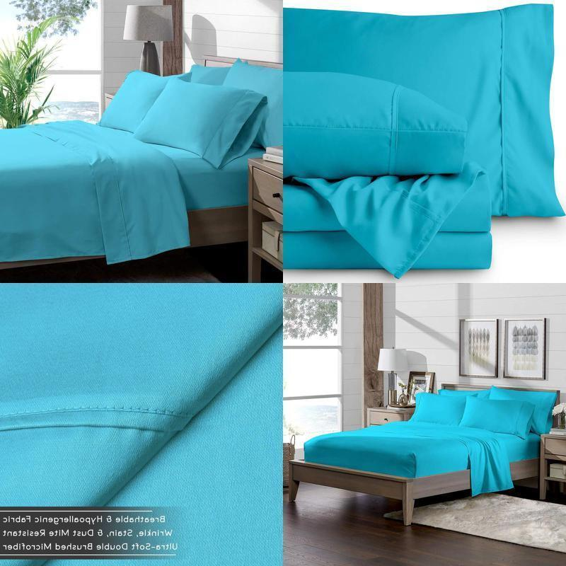 bare home premium queen size sheets 1800