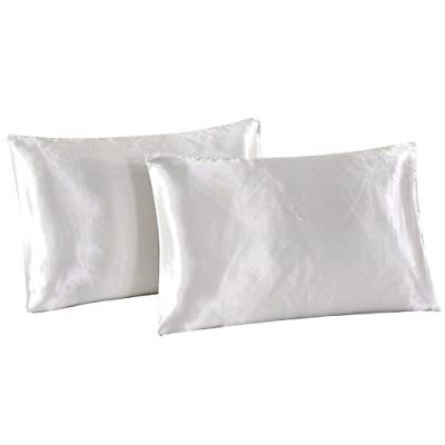 best luxury silk satin pillowcase for hair