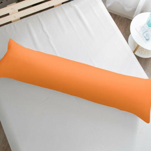 Body Pillow Cover Ultra Soft Comfy Zippered 20