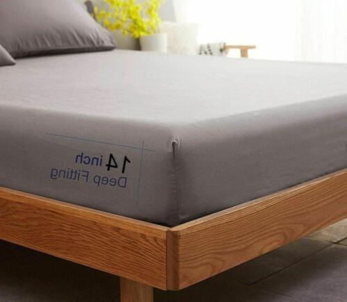 DEEP BAMBOO BED SET MOST SIZES