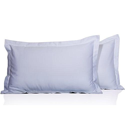 egyptian cotton hotel pillow shams