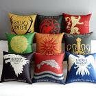 Game of Thrones Series Home Decor Square Pillow Case Throw C