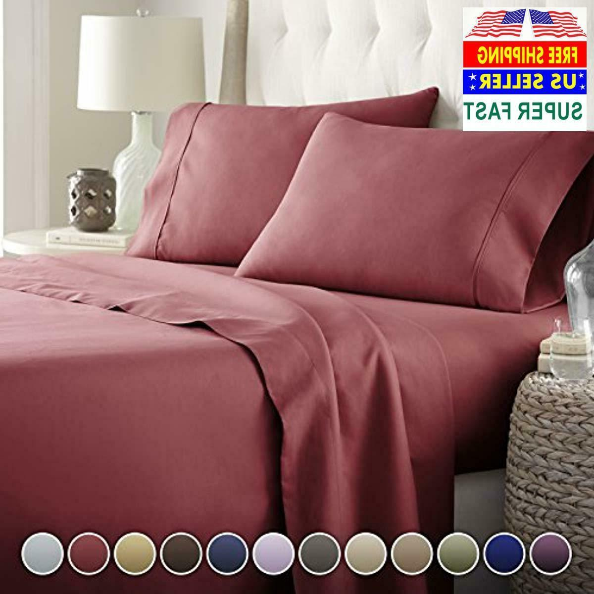 hotel luxury bed sheets set today on