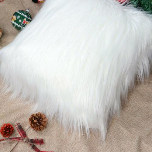 Luxury White Pillow Cushion Pillow Covers Bedroom Deco