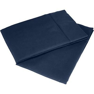 AmazonBasics 2-Pack, Navy Blue Home