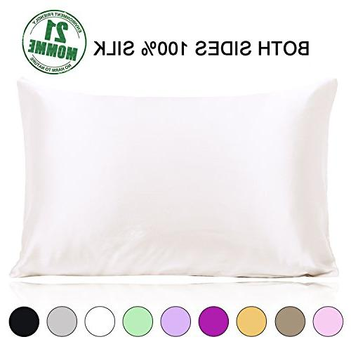 mulberry silk pillowcase 21 momme