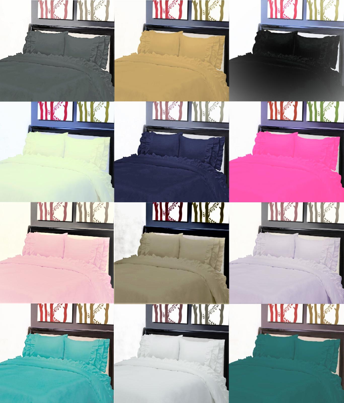 new gypsy style microfiber pillow cases flat