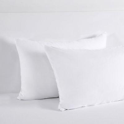 2 Waterproof Knit Pillowcase Bed Bug Mite Protector Cover