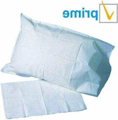 """Pillow Cases, Blue 100 Pillow Covers 21"""" x 30"""""""
