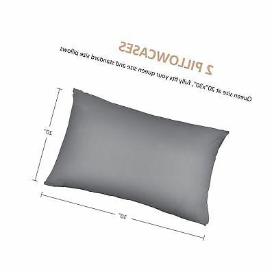 Adoric Life Queen Size - Brushed ... Shipping