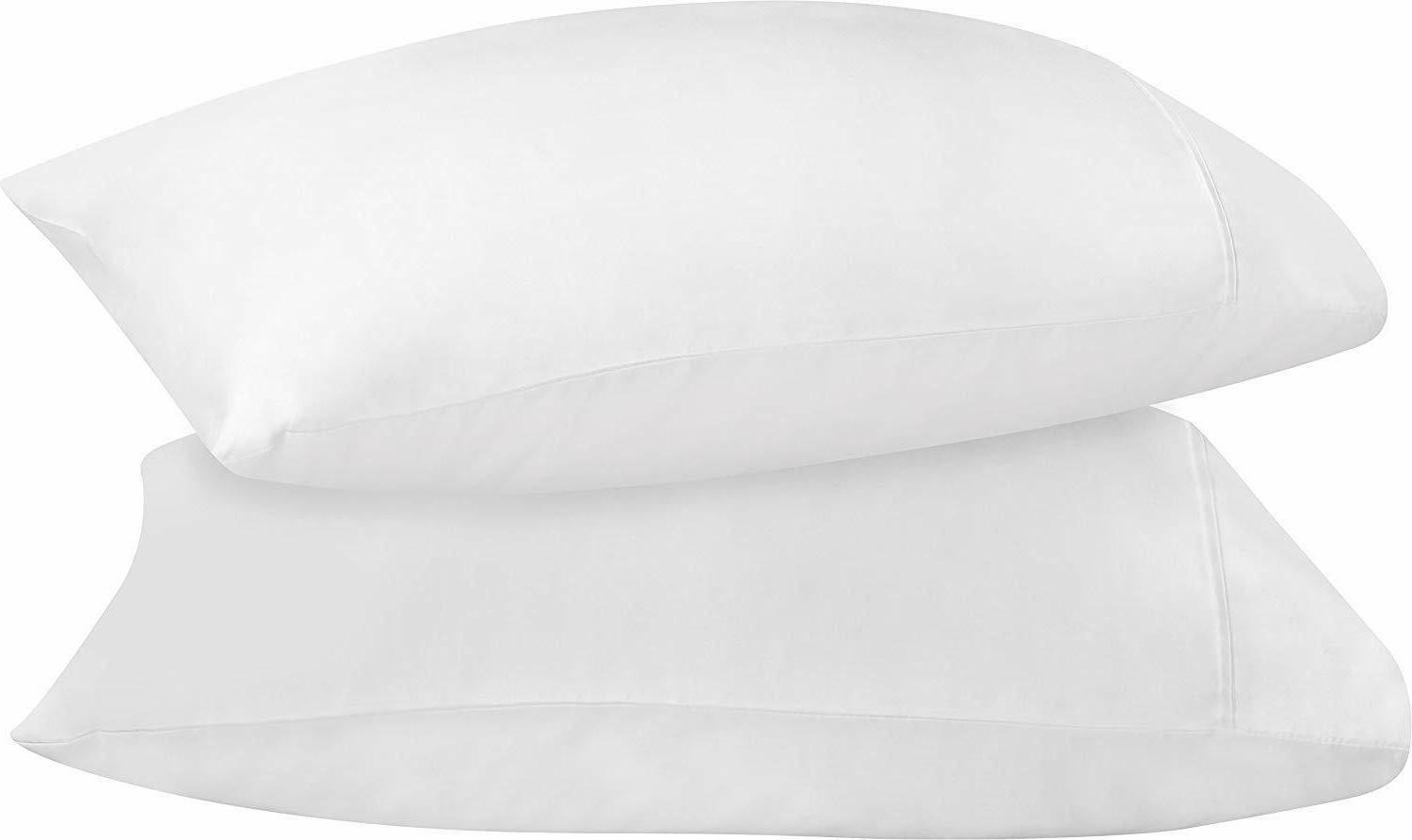 Utopia Bedding Pillowcases 2 Pack Brushed Microfiber Pillow