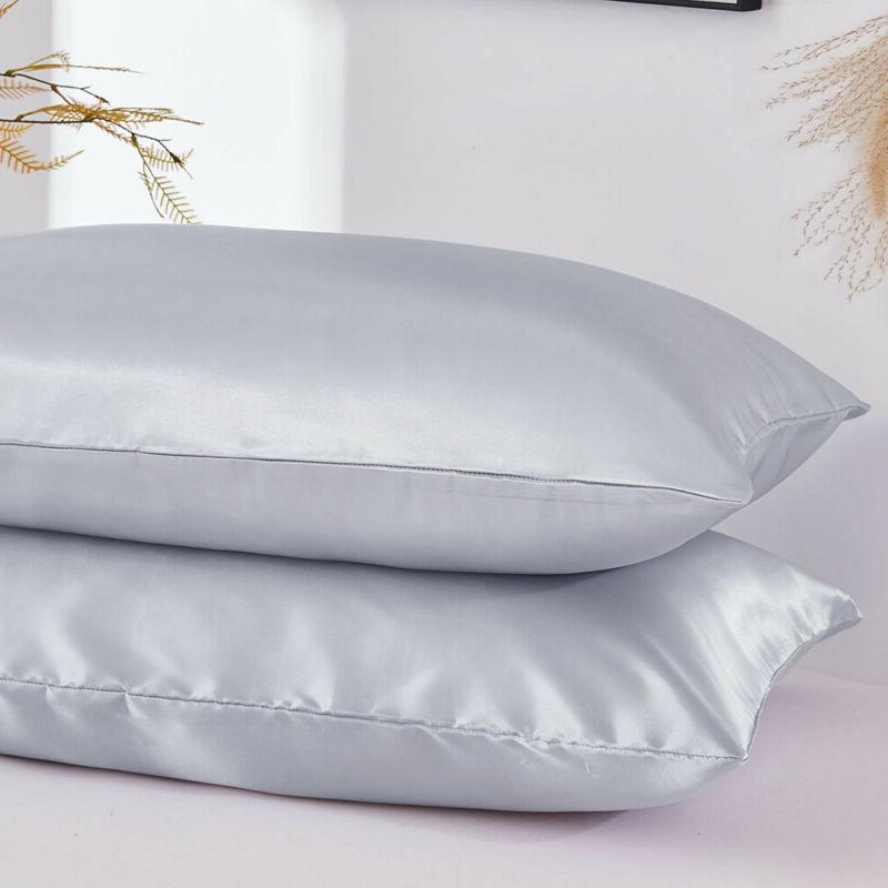 Set of Pillowcase Bed Pillow Ultra Pillowcases US