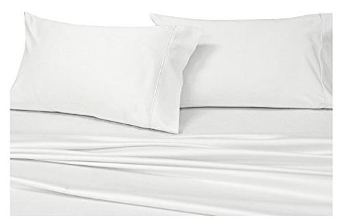 solid white king pillowcases