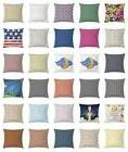 Stars Throw Pillow Cases Cushion Covers by Ambesonne Home De