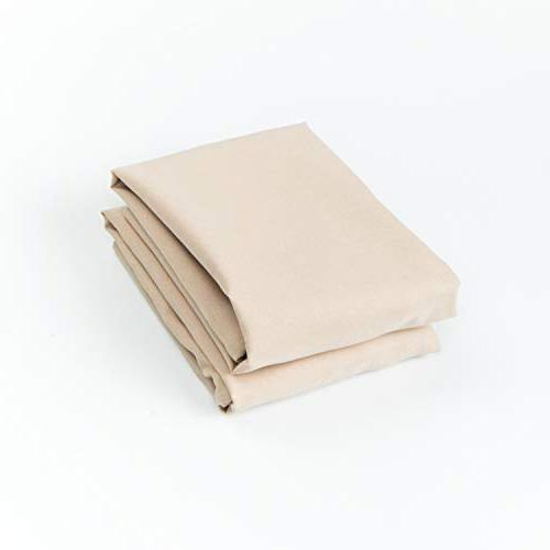 NTBAY Pillowcases of Soft Travel Case Zippered 13 x 18,