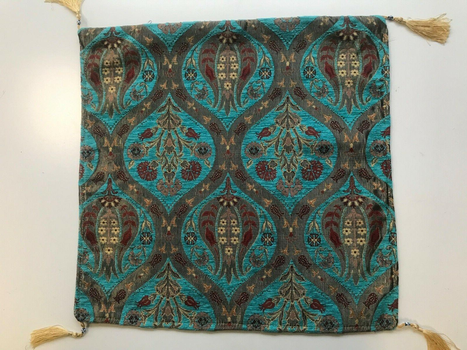 turkish kilim pillow cushion cover case traditional