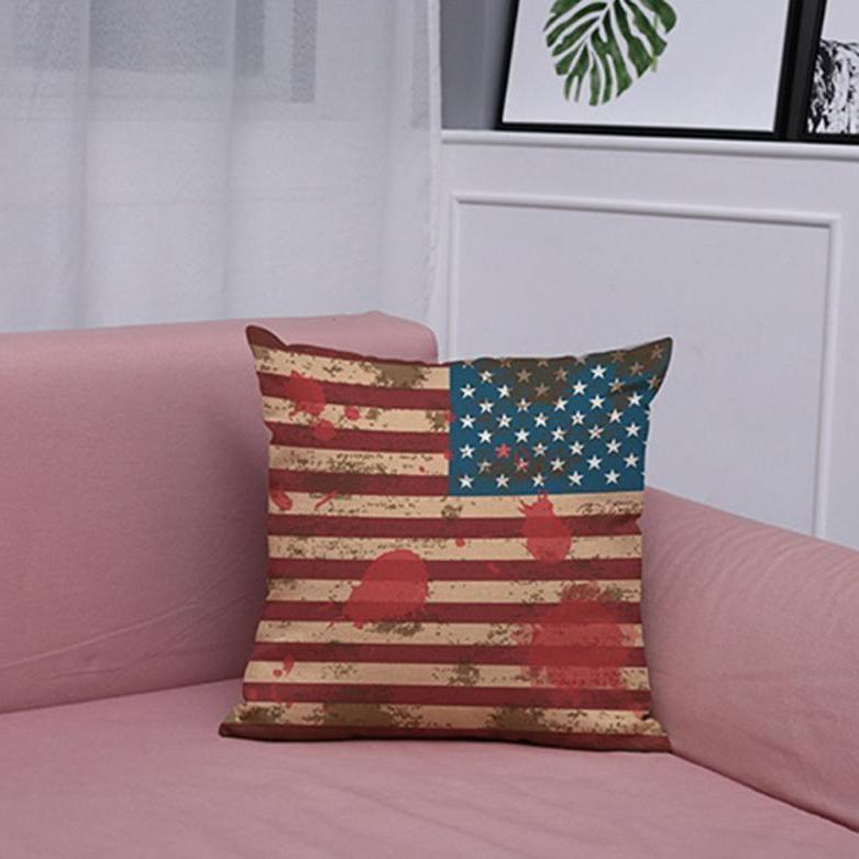 Vintage American Cases Cushion