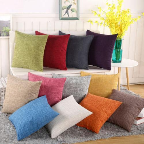 Retro Colorful Outdoor Cushions Cover
