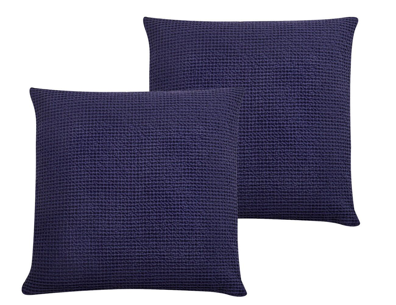 Waffle Case Cushion Covers 2pcs for x PHF