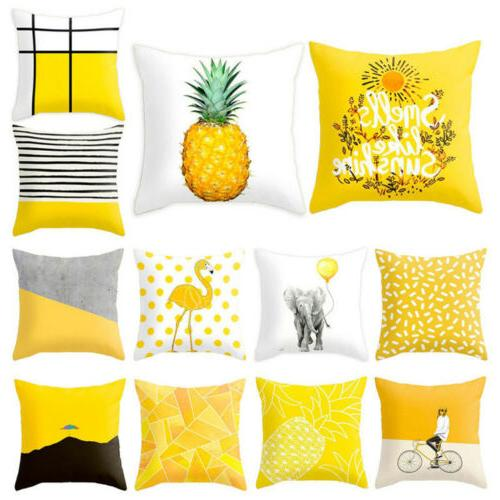 Yellow Cushion USA