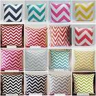 ZigZag Chevron Home Decor MANY SIZES & COLORS Pillow Cover S