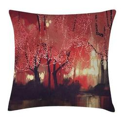 Lively Colorful Throw Pillow Cases Cushion Covers Home Decor