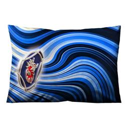 "LOGO SCANIA Decorative Throw Pillow Case 16"" x 24"" and 18"" x"