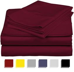 True Luxury 1000-Thread-Count 100% Egyptian Cotton Bed Sheet