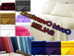 Persian Collection MAX 1900 Sheet set Fitted Flat 16 Deep Wr