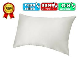 Pinzon Mulberry Silk Pillowcase - Queen,  White