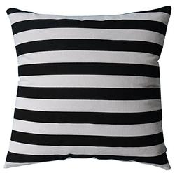 Multi-sized Both Sides Striped Printing Cushion Cover Liveby