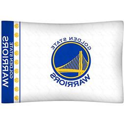NBA Golden State Warriors Micro Fiber Pillow Cases, Standard