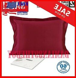 NEW New 100% Mulberry Silk Pillowcase for,Hair and Skin Heal