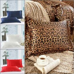 new smooth silk y satin room bedding