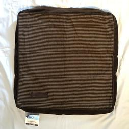 "NWT Jax and Bones Dog Bed Replacement Cover Square 25"" x 25"""