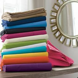 Pillow Cases Standard/ King/ Body Size 300 TC 100% Cotton 2