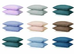 Pillow Cases King Size 400 TC 100% Cotton Standard Pack Of 2