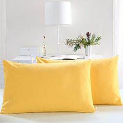 Awland Pillowcases Standard Size Pillow Cases Protectors Egy