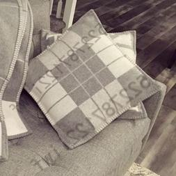 Plaid H <font><b>Pillow</b></font> <font><b>Case</b></font>