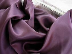 Plum Luxury 100% Silk Pillowcase Hair & Facial Beauty Queen