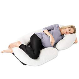 Zen Bamboo Full Body Pregnancy Pillow - Maternity & Nursing