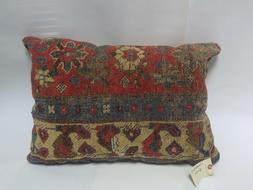 PWR.207-16*24decorative antique rug pillow cover with zipper