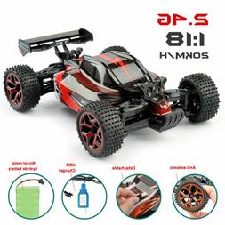 1/18 RC Car 4WD Monster Truck 2.4G Remote Control Racing car