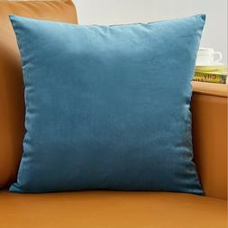 """Set Of 2 Throw Pillow Case Cover Cushion Case 20"""" x 20""""  sol"""