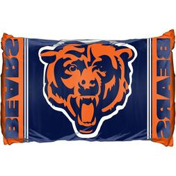 NFL Set of Two Chicago Bears Reversible Pillowcases Football